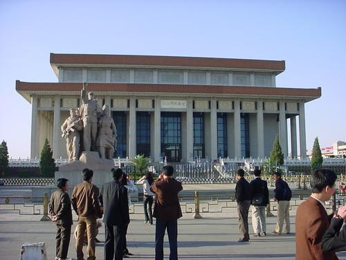 北京市内の建物