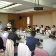 東北財経大学MBA学生との交流(1)