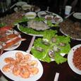 パーティの料理(3)