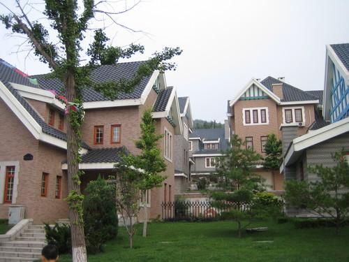 高級別荘街(1)