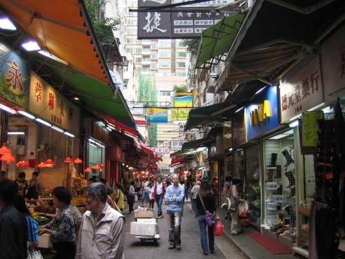 香港 中環6